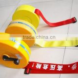 Traffic Safety Non Adhesive PE Warning Tape Caution Tape Barricade Tape WITHOUT Strong Rubber Adhesive