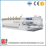 High Quality ZSYK automatic Printing Slotting Die-Cutting Machine/Printer Machine IN Reasonable Price