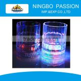 CUP004 wholesale LED Flashing Plastic Beverage Wine Drink Cup Bar Decorative Party Club Beer light up cup LED Flash Cup