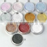 Cosmetic glitter Fashion glitter powder non-toxic eco-friendly for Christmas ornament,Arts&crafts