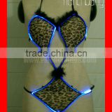 LED Bikini Costumes/LED Stage Costumes/Sex Lingerie