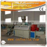 WPC granules making machine compettive price fast delivery
