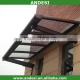 waterproof window canopy designs