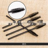 2016 Hotselling Wholesale disposable mascara makeup brushes set for eyelash extension                                                                         Quality Choice