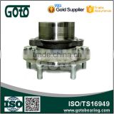 automotive parts front wheel bearing for Mitsubishi 2DUF050 wheel bearing hub                                                                         Quality Choice