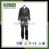 Military Battle Dress Uniform BDU in Woodland Camouflage color ACU