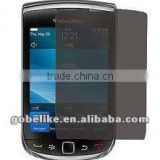 Hot selling Privacy screen protector for BlackBerry Torch 9800 from China market