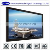Hot sale 37 inch cctv service monitor with professional metal case