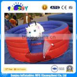Durable inflatable mechanical rodeo bull/mechanical bull for hot sale