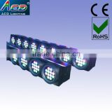 8 eyes 96*3w RGBW/A led stage bar light,led stage wall washer,led stage blinder light