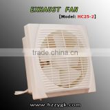 2015 hottest products portable plastic 4 inch ventilation fan exhaust fans for bathroom and kitchen (HC25-2)