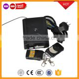 universal remote control for China Alibaba top supplier hot selling 433MHz remote control for garage door