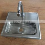 Direct Drinking Wall Mount Sink for Matching Water Dispenser GR- 375