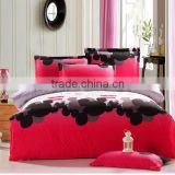 Top Selling New Design Cheapest 100% Polyester 3D BEDDING SHEET