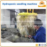 Millet grass fodder sprouting machine, automatic green animal hydroponic fodder making machine