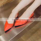 2016 cheap price flat shoes sexy comfortable flat shoes CP6920