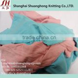 100% Cotton Bulk Light Wiping Rags Cleaning Rags