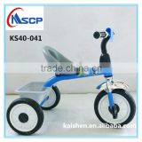Metal Frame Baby Tricycle/Best quality baby trike supplier/China good price baby smart trike/12 inch tricycle stroller