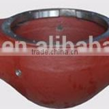 V Casting Loader Iron Axle Shell