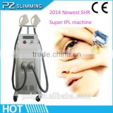 Shrink Trichopore Super IPL Machine / Home Laser Hair Removal Machine Home 1-50J/cm2 Use With Two Treatment Heads For Skin Rejuvenation And Hair Removal Breast Enhancement