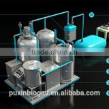 portable biogas power anaerobic digester plant for farm food waste