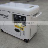 5.0KVA air cooled diesel generator with open type canopy HAOMAX