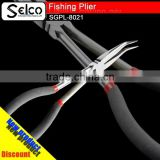 cheapchinese wholesale fishing tackle sea fishing long nose plier long nose clamp pliers