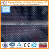 Anti dust beautiful design security wire mesh window guard with direct factory
