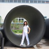 SN4 SN8 SN10 HDPE double wall corrugated plastic pipe