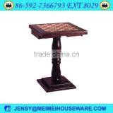 Classic Painting chess games table furniture