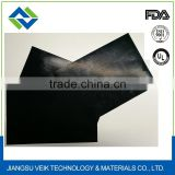 Teflon fiberglass fabric black anti static solar sheet fusing machine belt