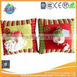 plush christmas sleep pillow