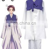 Rose team-Axis Powers Hetalia Republic of Korea Im Yong Soo Anime Sexy Halloween Carnival Costume