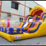 New Product Inflatable Kiddie Slides Commercial Slide Playground Equipment Rental