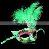 Feather PVC Mask