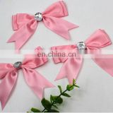 Satin Ribbon Bow/Garment Ribbon for packing box