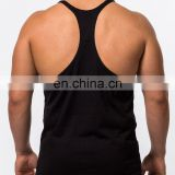 y back customized gym singlets - Y back singlet with customized printing logo - Cheap T back singlets - fashion gym singlets
