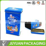 custom good quality buy empty spice tin cans manufacturer