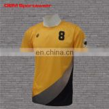 lastest china Sportswear printed t-shirt
