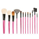 12 Pieces Make Up Brushes Set For Face Blender/Eyeshadow