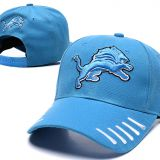 Detroit Lions Adjustable Hat