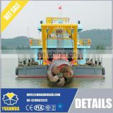Panama Flag Cutter Suction Dredger