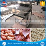 low cost small peanut butter production line/peanut roaster machine peanut peeling machine