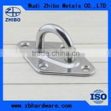 HOT SALE stainless steel pad eye plate