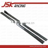 2008-2010 CH STYLE CARBON FIBER SIDE SKIRTS FOR SUBARU IMPREZA 10 GRF GRB STI (JSK240750)