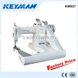 KM927 High speed feed-off-the-arm chainstitch sewing machine juki 927 t-shirt sewing machine