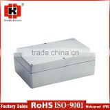 Standard top quality the latest diecast aluminum project box