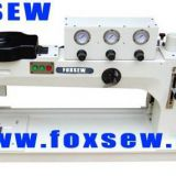 I'm very interested in the message 'Long Arm Heavy Duty Zigzag Sewing Machine For Sail making' on the China Supplier