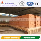 German technology Tunnel kiln brick making machines automatic brick making machine production line