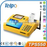 Telpo TPS550 All In One PC, Android Touch Screen POS Terminal for Barcode Scanner Finger Reader